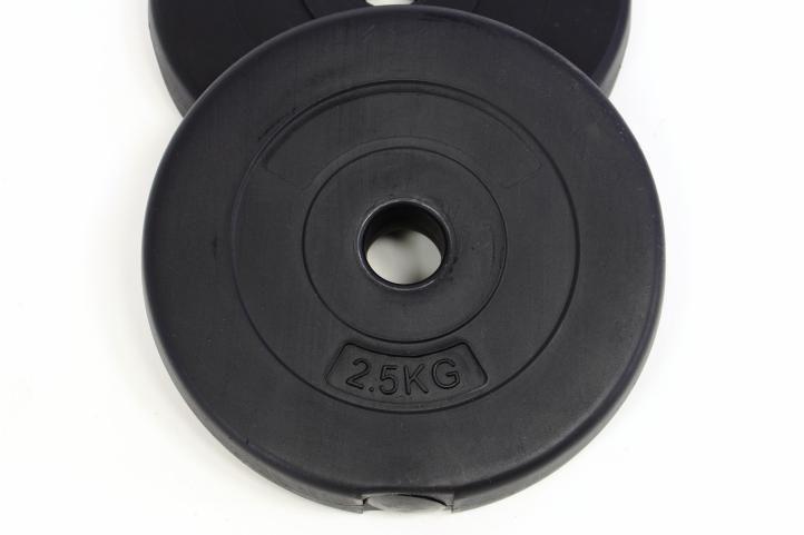 Činkový set 35 Kg - činka + závaží