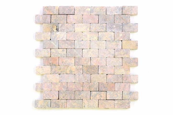 Divero 1636 Mramorová mozaika 1 m2