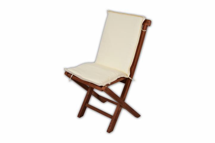 Divero 2208 Polstrování na skládací zahradní židle