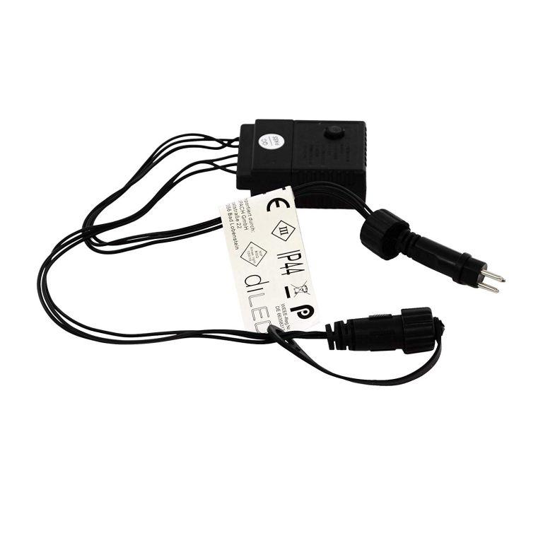 Nexos diLED 2248 ovladač s 8 různými světelnými efekty a paměťovou funkcí