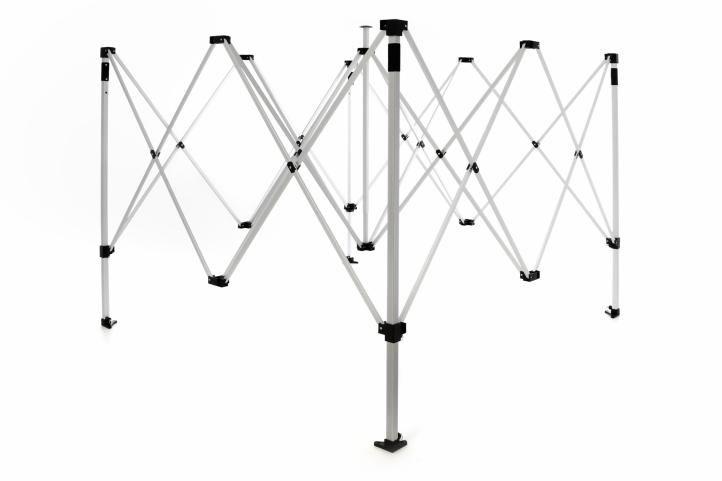 Garthen PROFI 2325 Konstrukce k pavilonům - 3x3 m