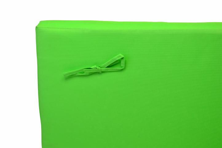 Polstrování na lehátko Garth - světle zelená