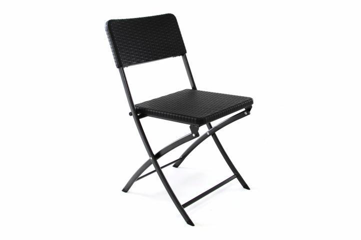 Garthen 37103 Skládací židle na zahradu 80 x 40 cm