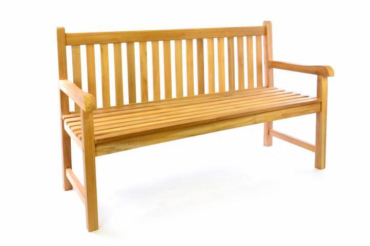 Divero 41622 Zahradní dřevěná lavice - 150 cm