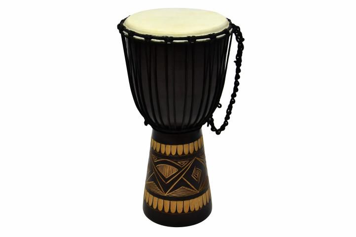Garthen 598 Africký buben Djembe, 50 cm