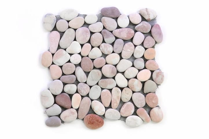 Divero 603 Mozaika Garth říční oblázky - 1 m2