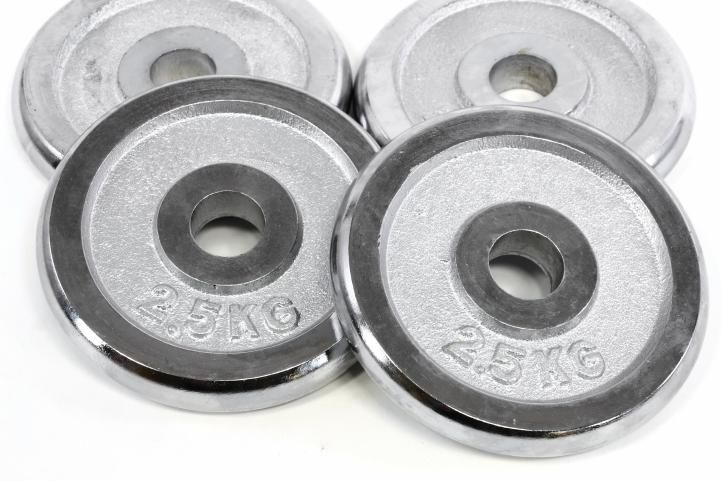 Profi činka jednoruční  15 kg litina 35,5 cm