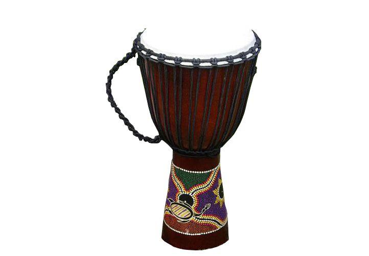 Garthen 716 Africký buben djembe - 70 cm