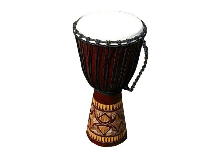 Garthen 726 Africký buben djembe - 70 cm