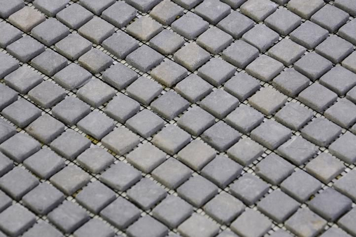 Divero 794 Mramorová mozaika - šedá 1 m2