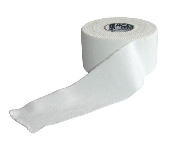 CorbySport 32398 Pevný tejp 3,8 cm x 13,7 m bílý