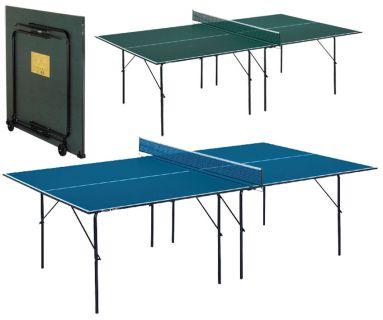 Stůl na stolní tenis Sponeta S1-52i zelený