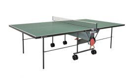Sponeta S1-12e Stůl na stolní tenis (pingpong) zelený
