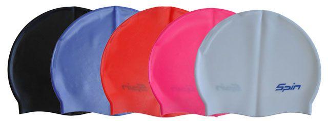 CorbySport 33617 Čepice koupací juniorská silikonová