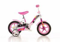 Dětské kolo DINO Bikes 101GLN růžová 10
