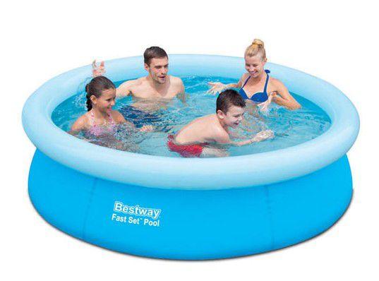Bestway Samostavěcí bazén 198x51cm