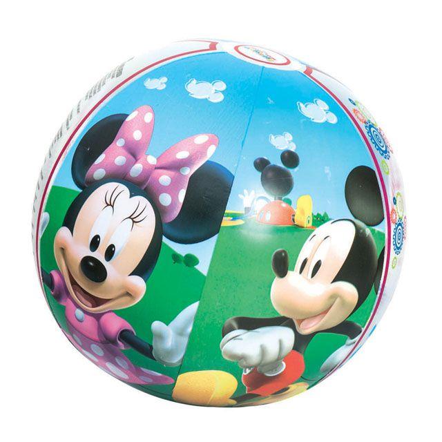 Nafukovací míč Mickey 51 cm