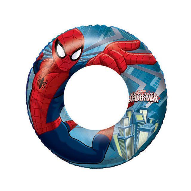 Bestway Spiderman Nafukovací kruh 56 cm