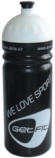 Sportovní láhev 0,7L černá