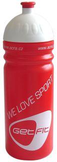 Sportovní láhev 0,7L červená