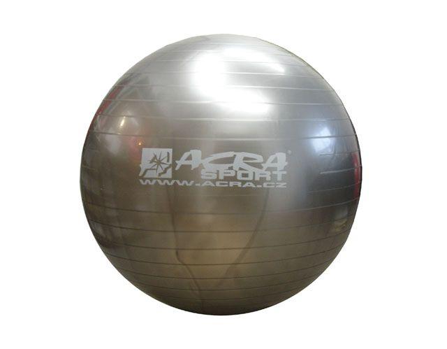 CorbySport 39979 Míč gymnastický (gymball) 900 mm šedý