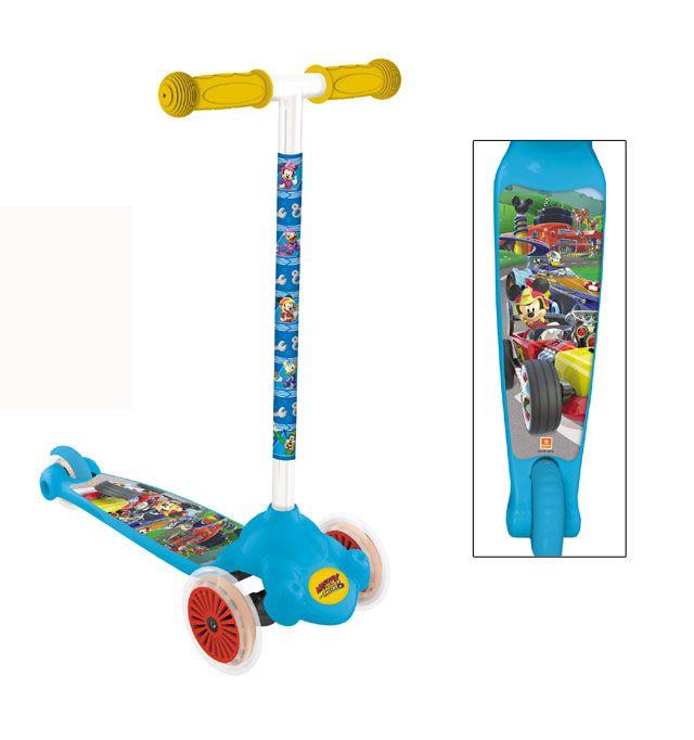 Koloběžka Mondo Twist 3 kolečka Mickey