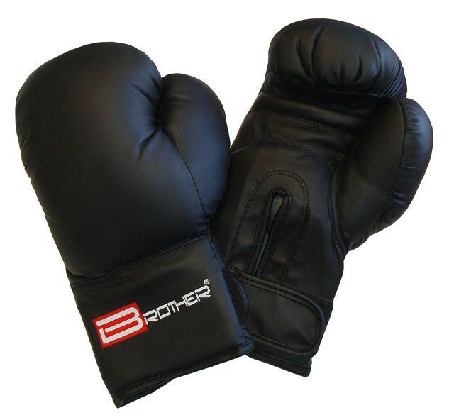 155292c6851 Brother 43364 Boxerské rukavice PU kůže - vel. M