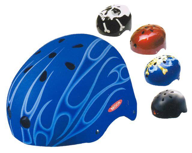 Sportovní helma na skateboard a kolečkové brusle vel. L