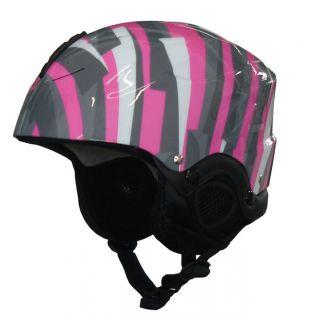 Lyžařská a snowboardová helma - vel. S - 48-52 cm