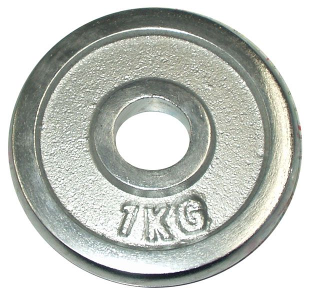Kotouč chrom 1kg - 30 mm