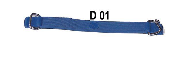 Pásek gumový na lyže