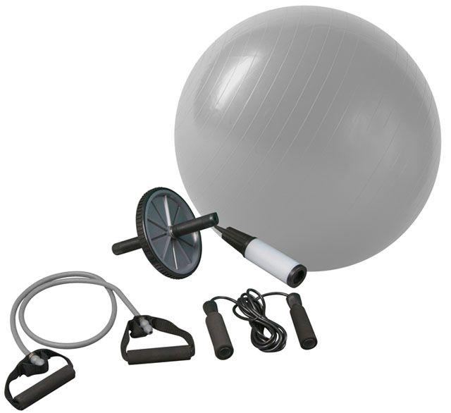 Fitnes (sada) set pro posilování a rehabilitaci