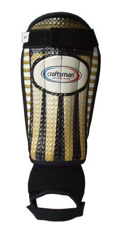 CorbySport 4908 Fotbalové chrániče holení gelové - velikost XS