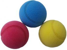 Míček na soft tenis 1 ks