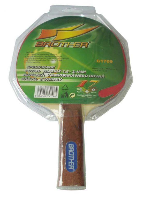 Brother 4947 Pálka na stolní tenis (Pingpongová pálka)