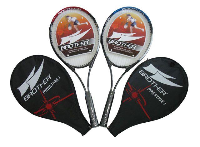 Brother 4979 Pálka (raketa) tenisová s hliníkovým rámem