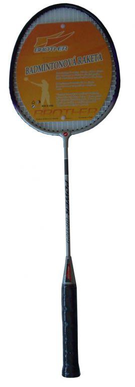Brother 5007 Badmintonová pálka (raketa) odlehčená ocel