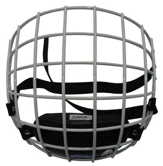 Chránič obličeje (mřížka) na hokejovou helmu - junior