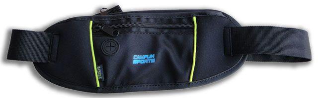 Sportovní ledvinka s kapsičkou pro MP3