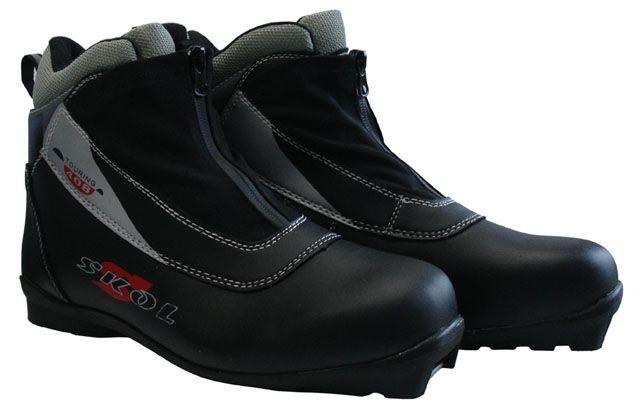Běžecké boty SKOL 408 na vázání NNN