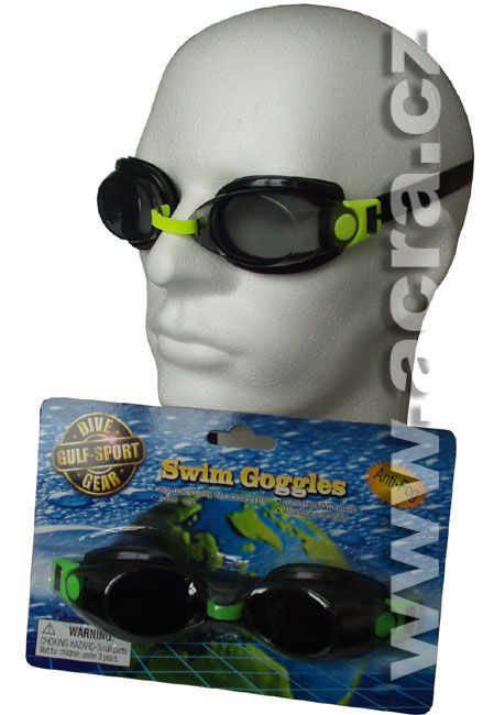 CorbySport 5493 Plavecké brýle s Antifog úpravou