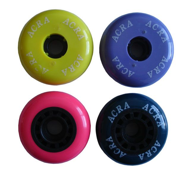 CorbySport 57293 Inline Kolečka náhradní ke kolečkovým bruslím