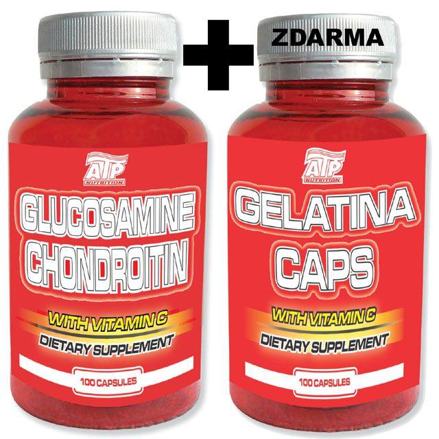 ATP GLUKOSAMIN CHONDROITIN 100 tablet