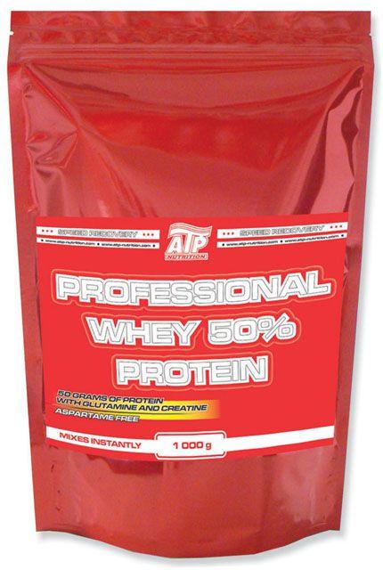 Sportovní výživa Professional whey - 1 kg, čokoláda