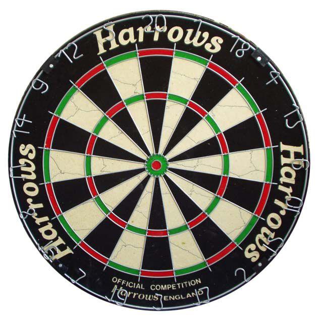 HARROWS T1 Terč papírový