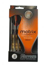 Harrows SOFT MATRIX Šipky s plastovými hroty 16g