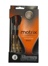 Harrows SOFT MATRIX Šipky s plastovými hroty 18g