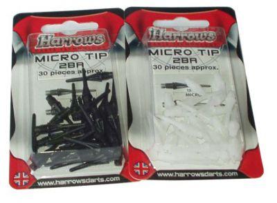 Náhradní hroty k šipkám HARROWS Micro 30 ks