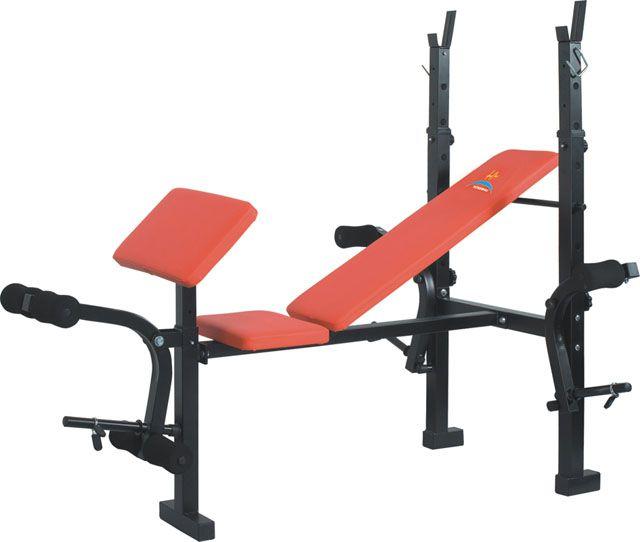 CorbySport 5922 Posilovací lavice univerzální