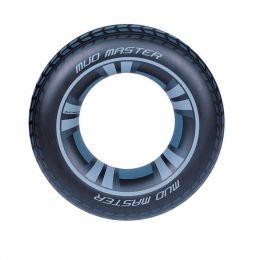 Nafukovací kruh pneumatika 91 cm